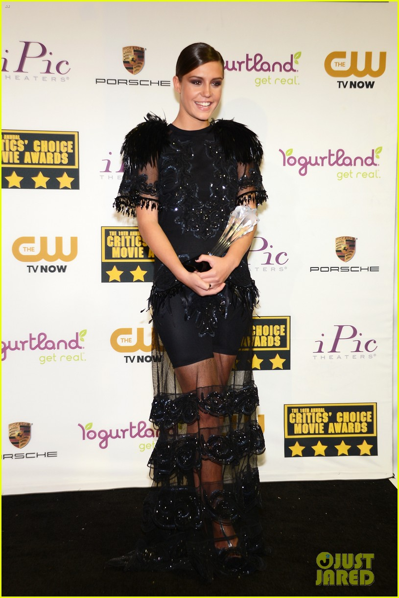 adele exarchopoulos critics choice movie awards 2014 173033094