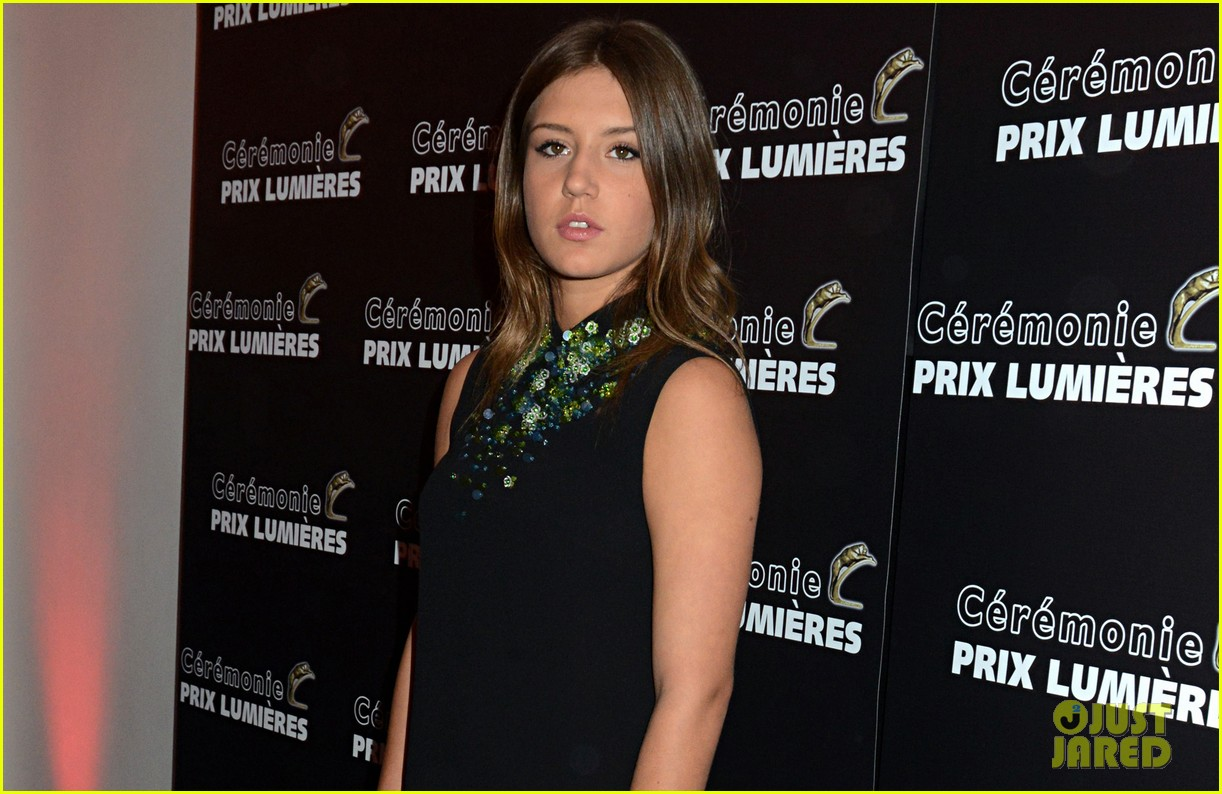 adele exarchopoulos lea seydoux les lumieres awards 04