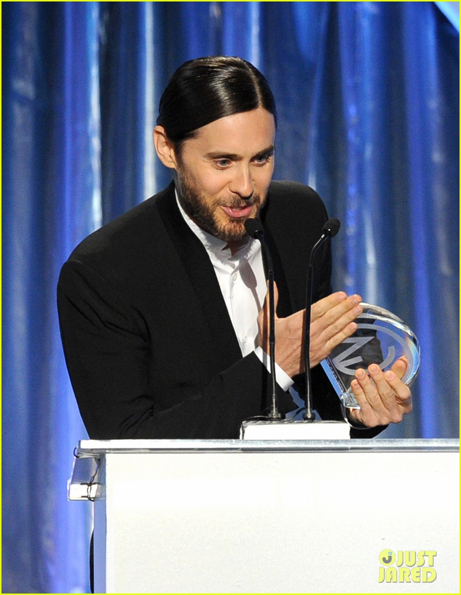 ben affleck jared leto producers guild awards 2014 043036235