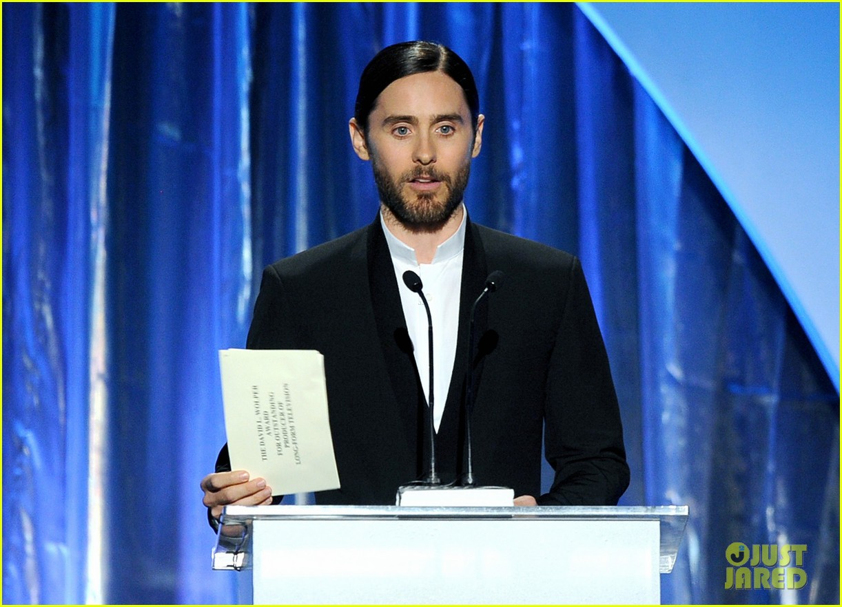 ben affleck jared leto producers guild awards 2014 073036238