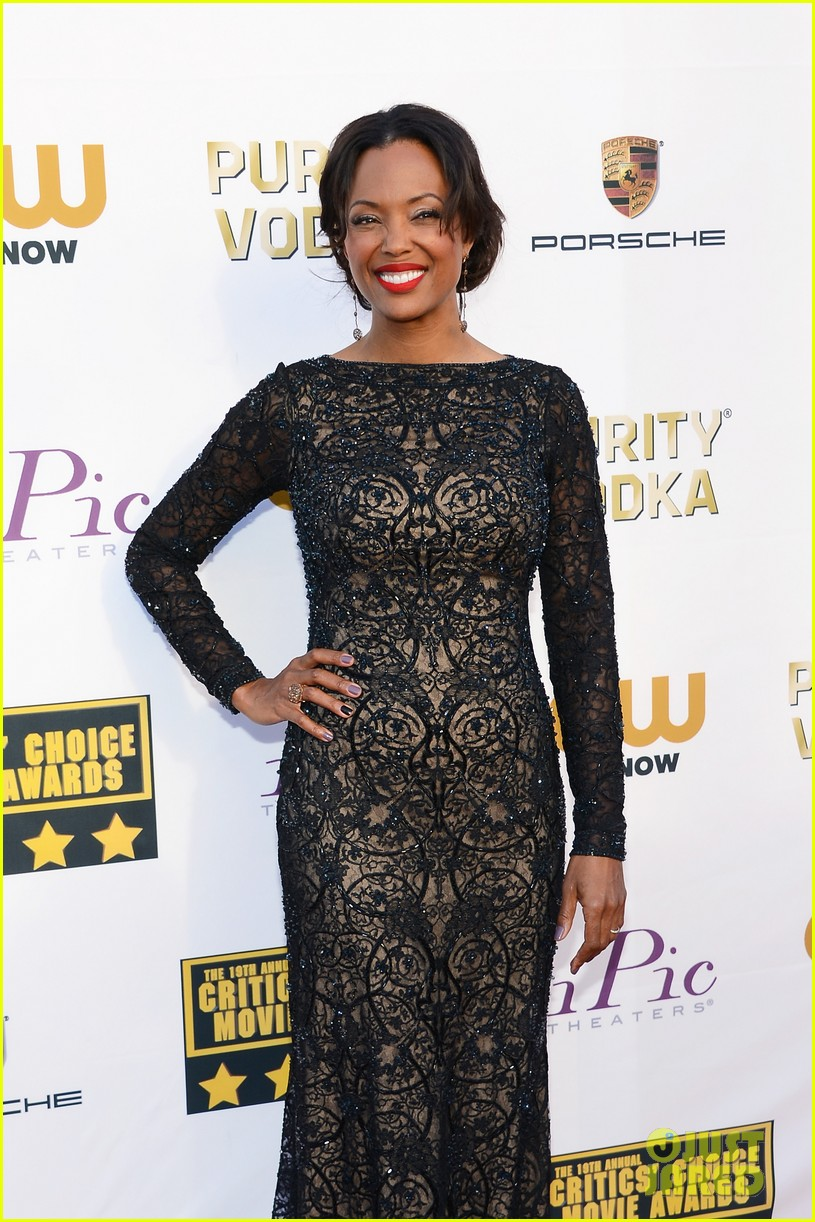 aisha tyler critics choice movie awards 2014 red carpet 033032857