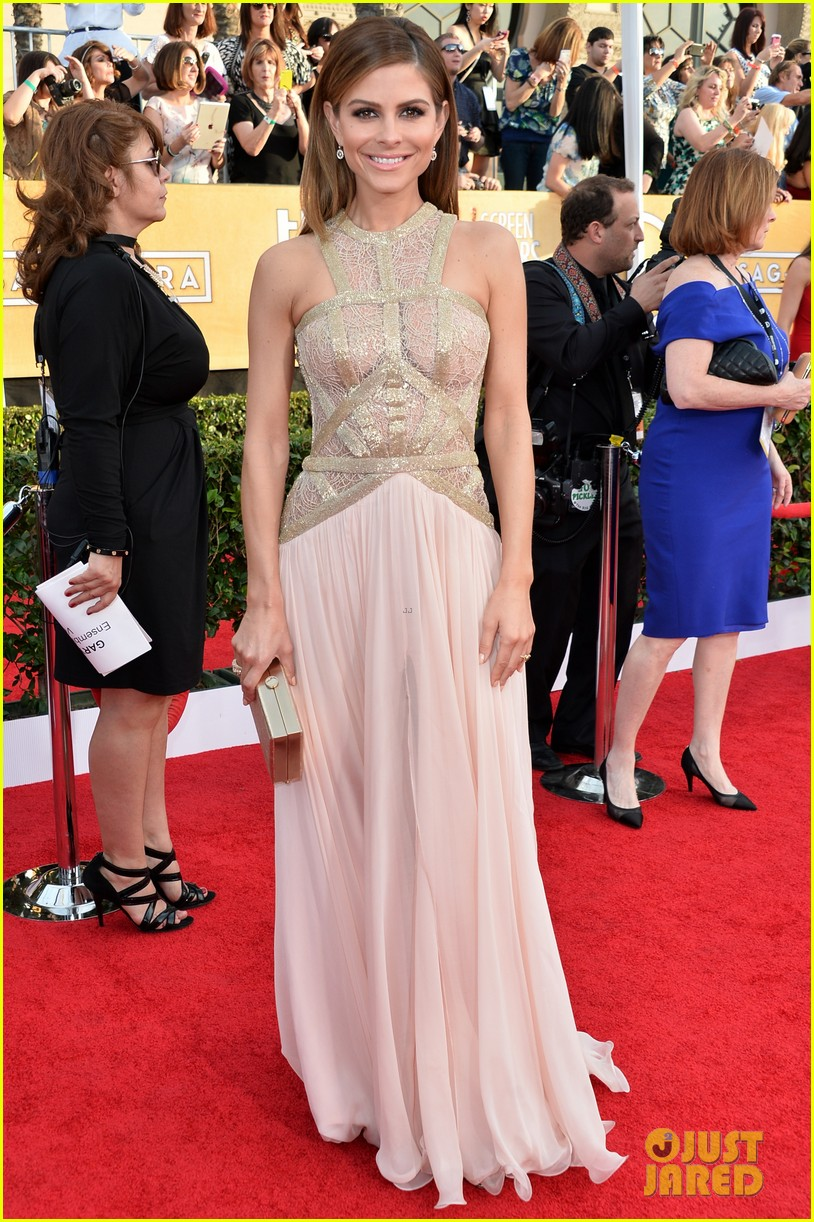 sasha alexander holly hunter sag awards 2014 red carpet 143035031