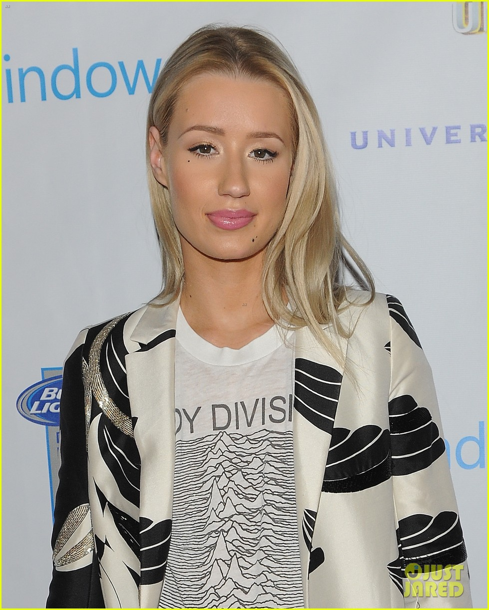 iggy azalea universal music grammys 2014 after party 043041887