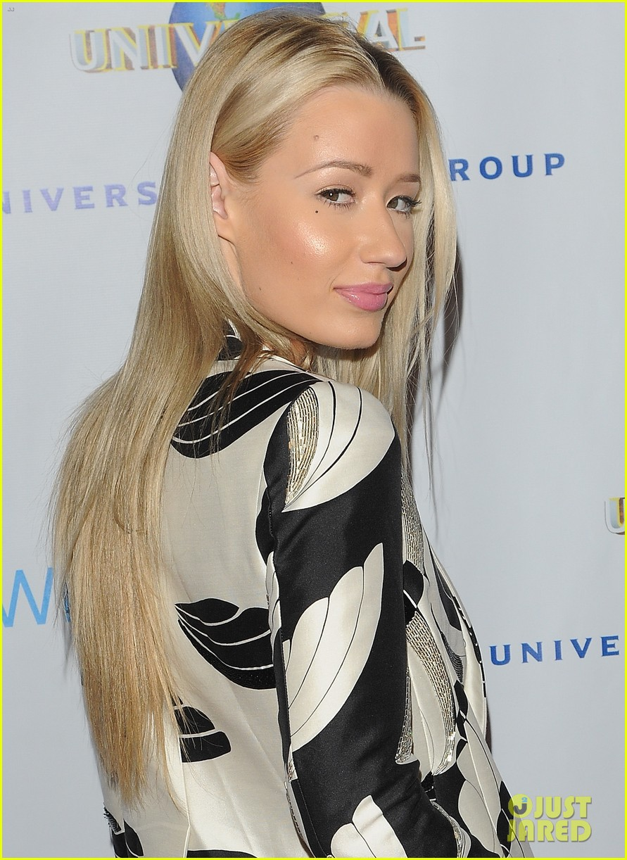iggy azalea universal music grammys 2014 after party 15