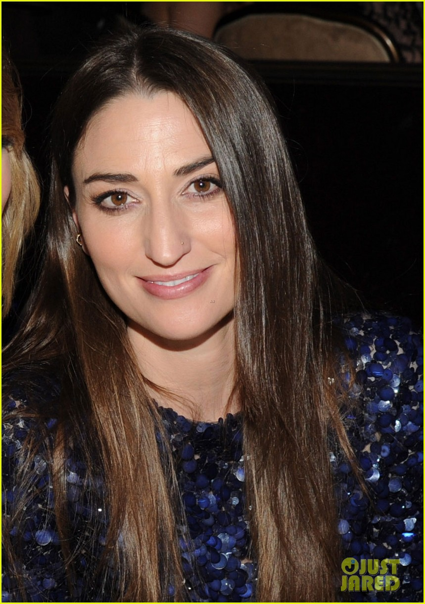 sara bareilles parties at pre grammys agala before big night 01