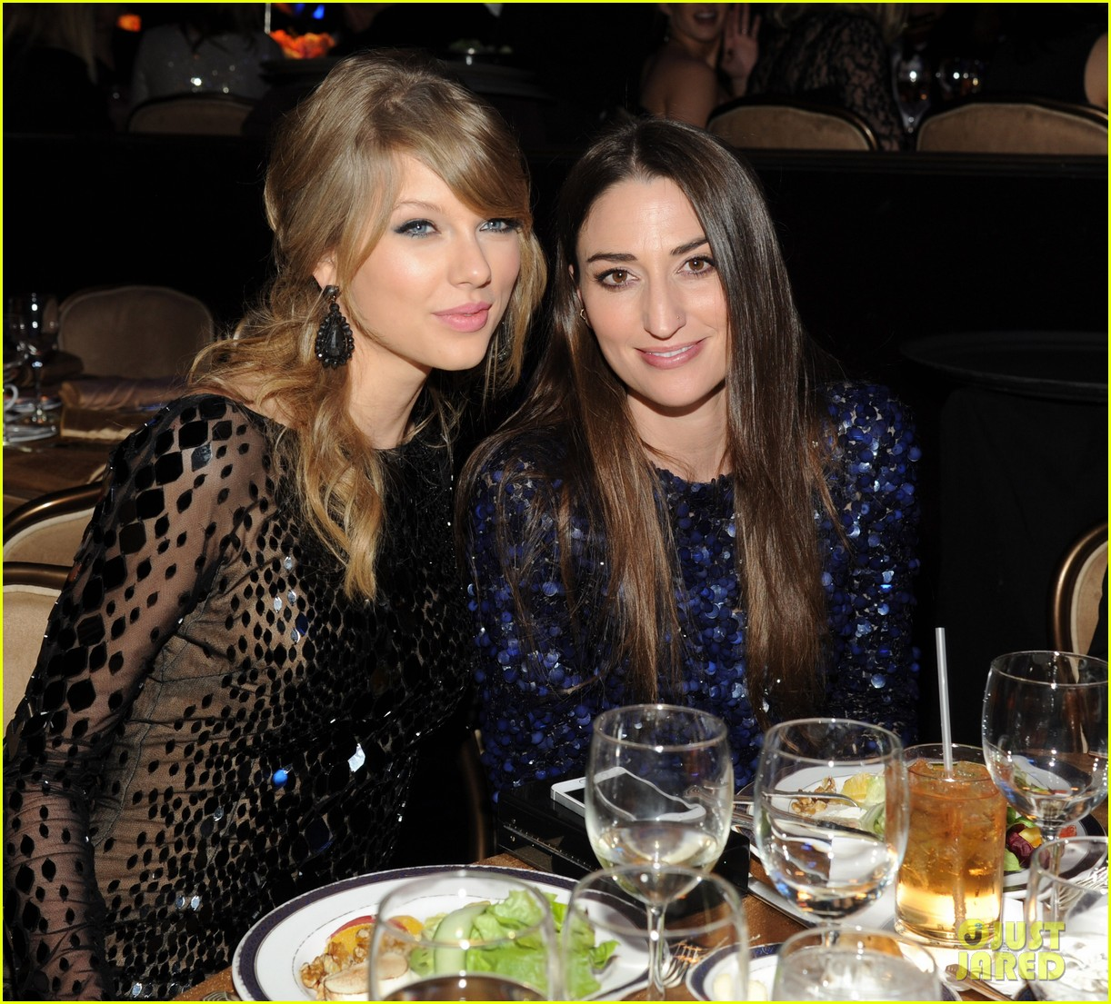 sara bareilles parties at pre grammys agala before big night 03
