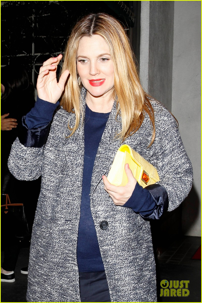 drew barrymore my daughter gets all my priority time 063026147