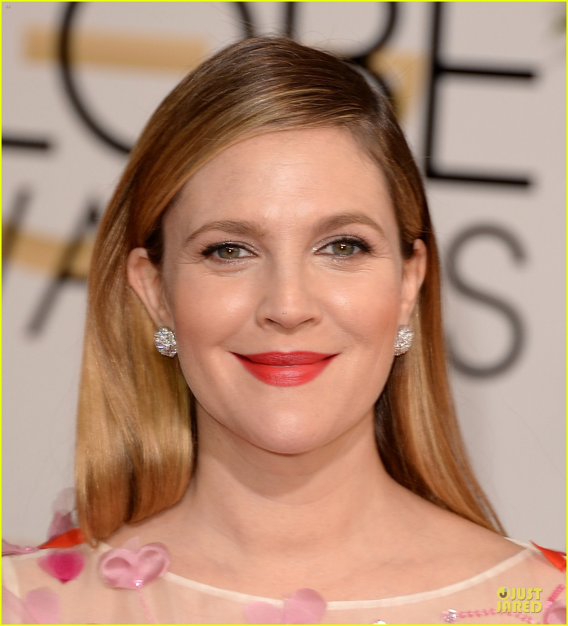 drew barrymore will kopelman golden globes 2014 063029366