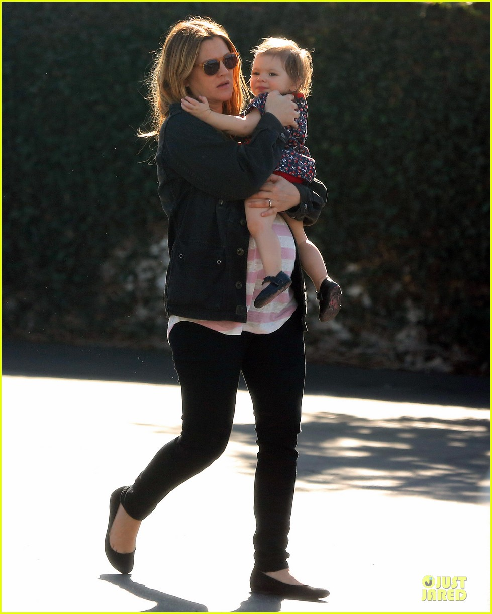 drew barrymore i would not let olive pose for playboy 103040164