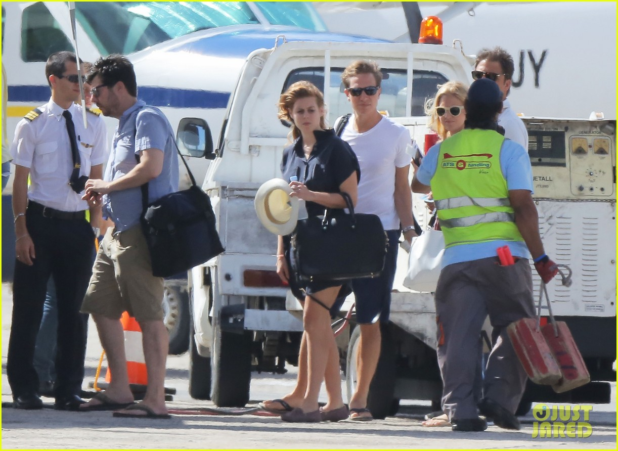 princess beatrice shirtless boyfriend dave clark ring in new year in st barts 043021455