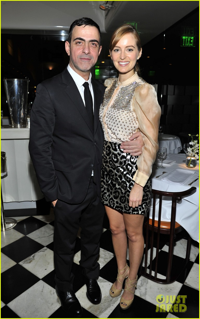 kate beckinsale brie larson antonio berardi private dinner 04