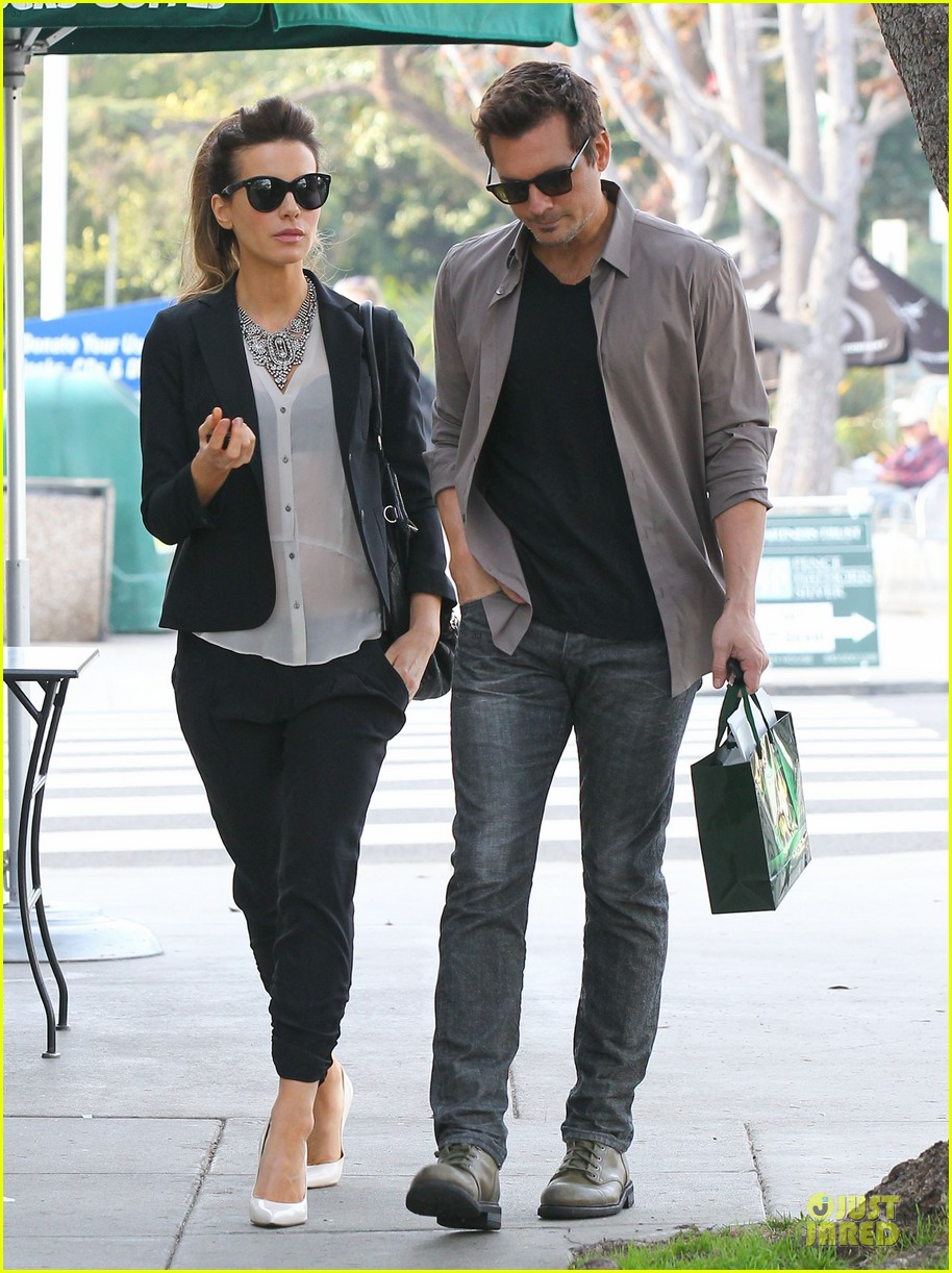 kate beckinsale len wiseman hook arms at fred segal 133043063