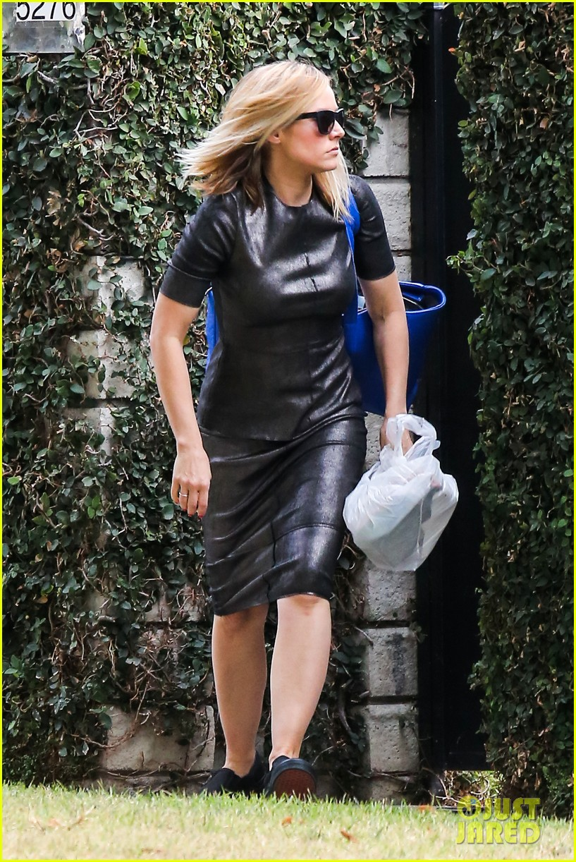 kristen bell dax shepard felt like he was with someone else during pregnancy 033037762