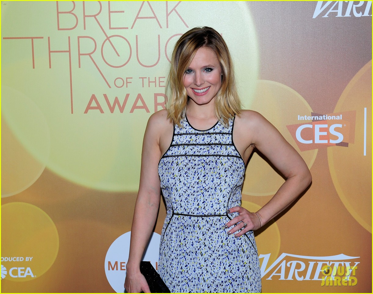 kristen bell variety breakthrough of the year awards 313026717