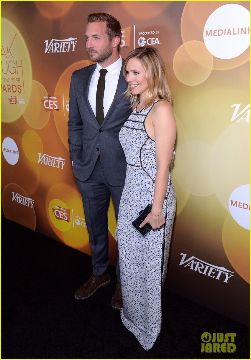 kristen bell variety breakthrough of the year awards 323026718