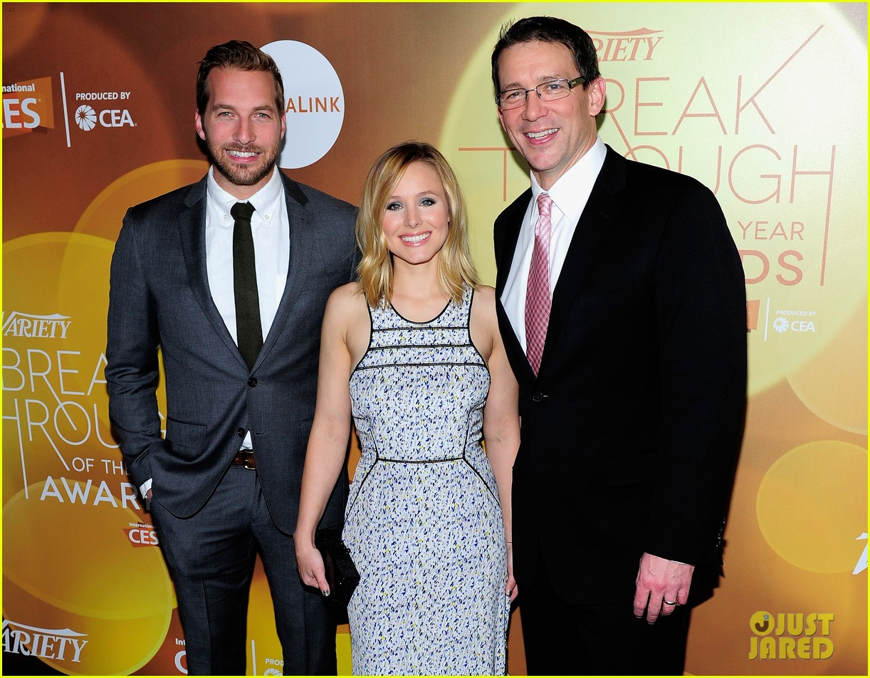 kristen bell variety breakthrough of the year awards 403026726