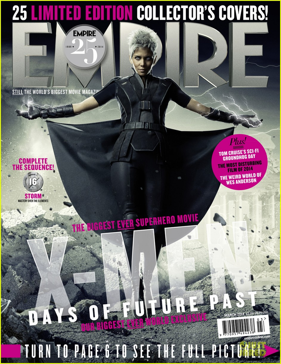 halle berry shows lightning power on new x men magazine cover 073042277