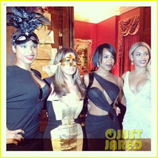beyonce jay z celebrate mom tinas birthday 093031985