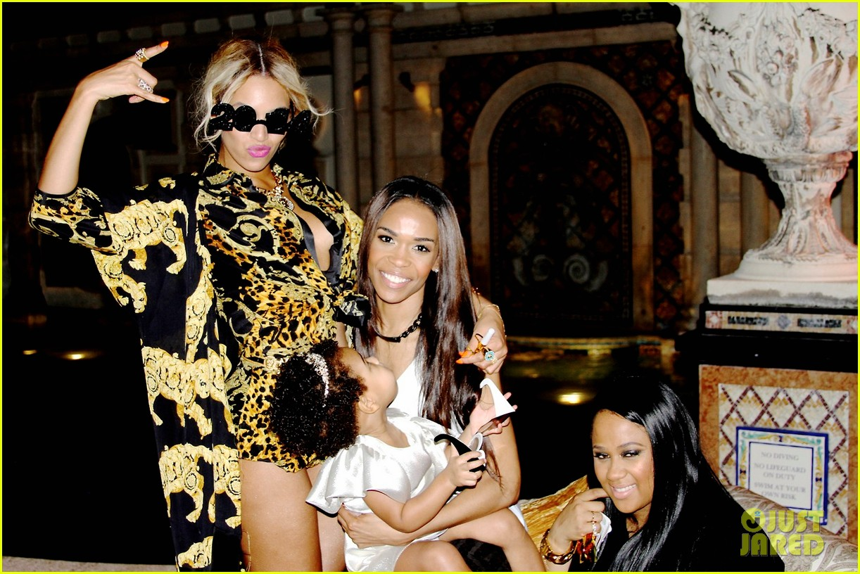 beyonce shares pictures from blue ivy carters birthday party 153032002