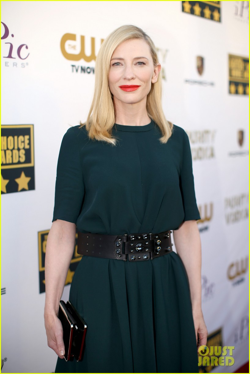 cate blanchett critics choice movie awards 2014 red carpet 013032921