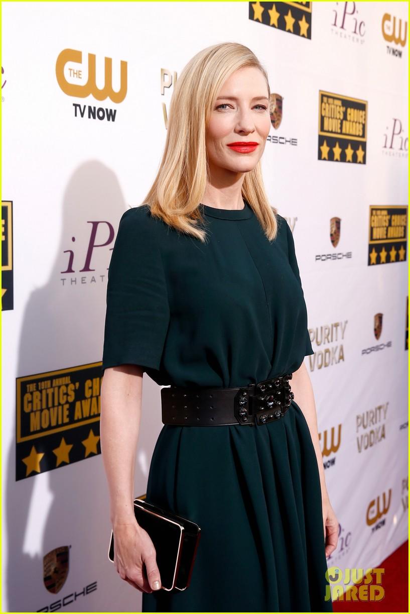 cate blanchett critics choice movie awards 2014 red carpet 043032924