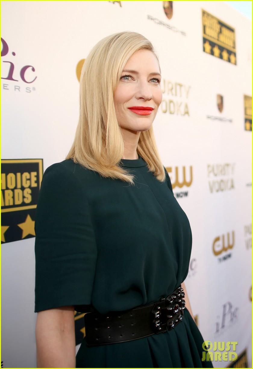 cate blanchett critics choice movie awards 2014 red carpet 053032925