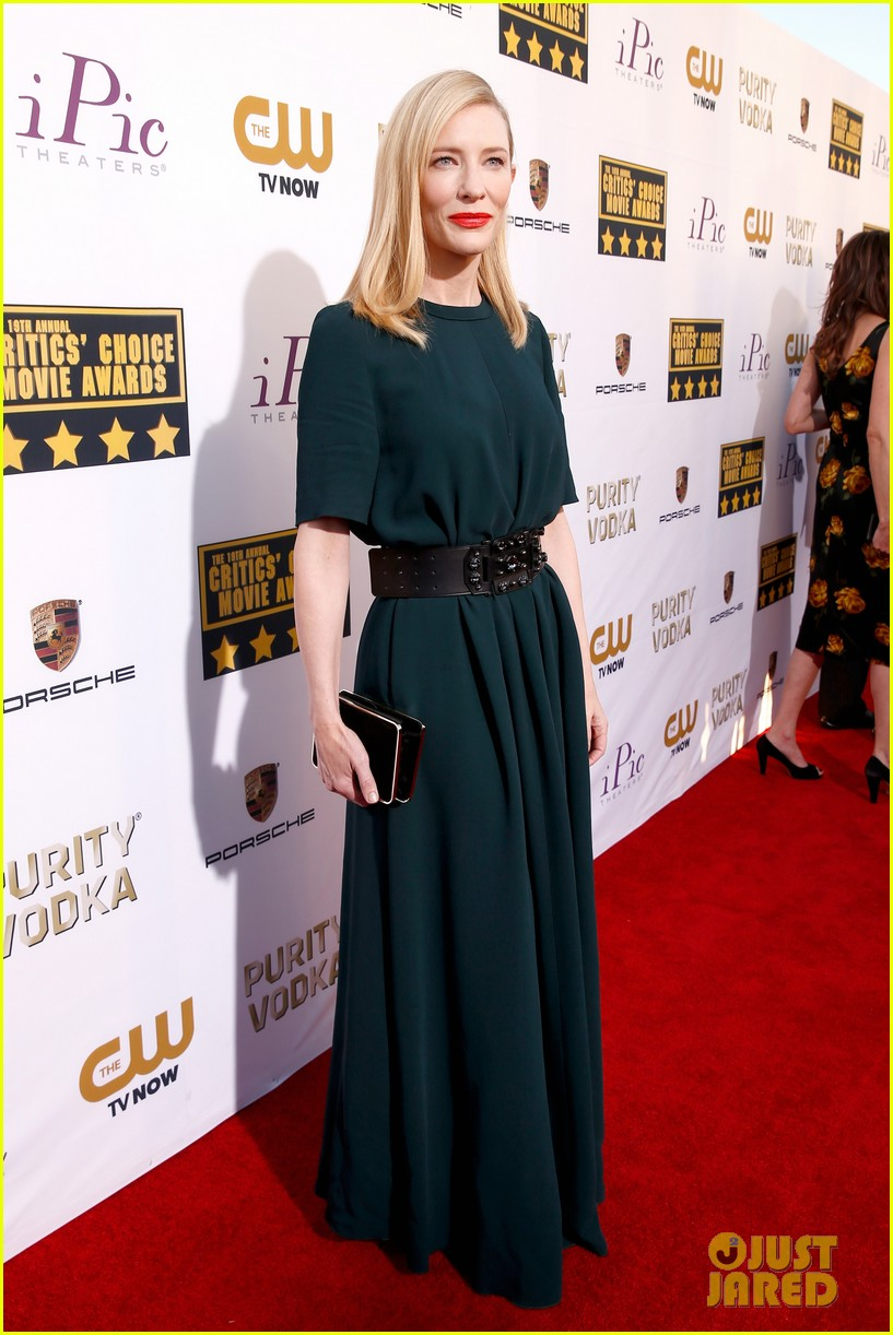 cate blanchett critics choice movie awards 2014 red carpet 063032926