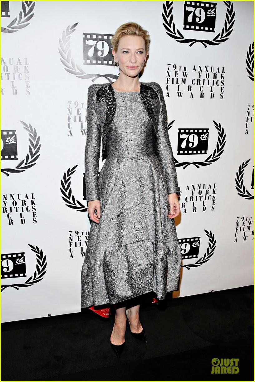 cate blanchett new york film critics circle awards with sally hawkins 093024156