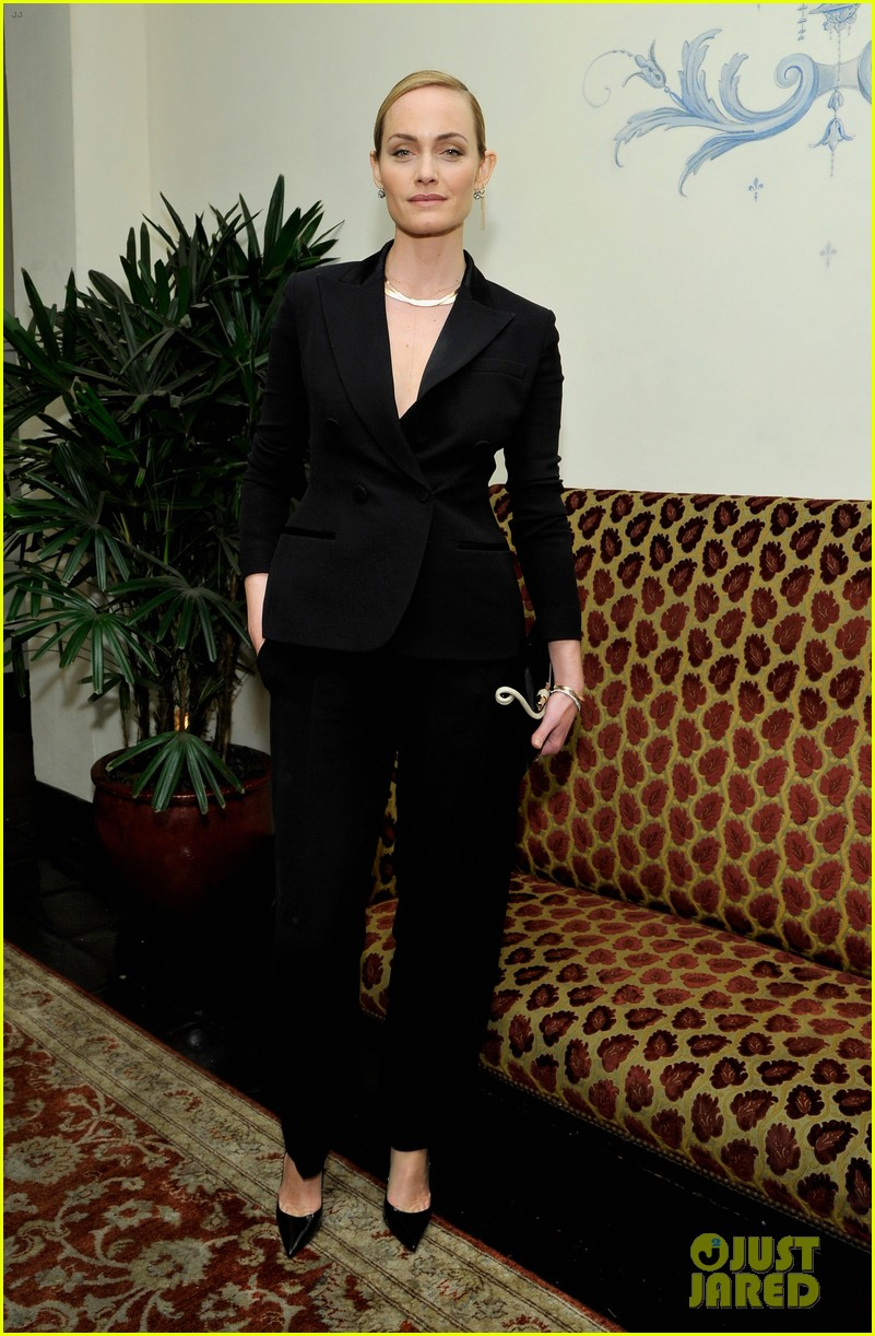 cate blanchett robin wright pre golden globes party 2014 12