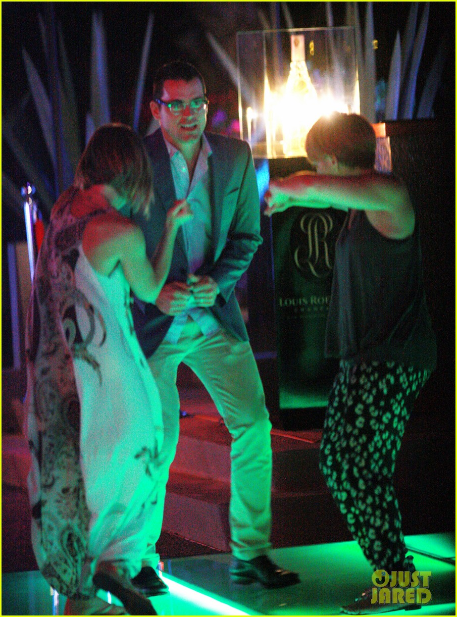 matt bomer cuddles simon halls at birthday celebration in cabo 103036376