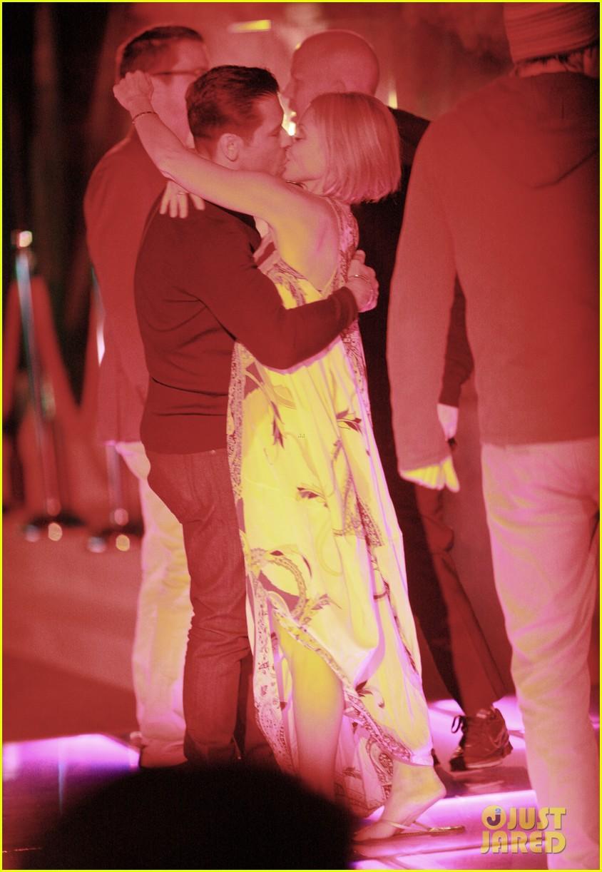 matt bomer cuddles simon halls at birthday celebration in cabo 11