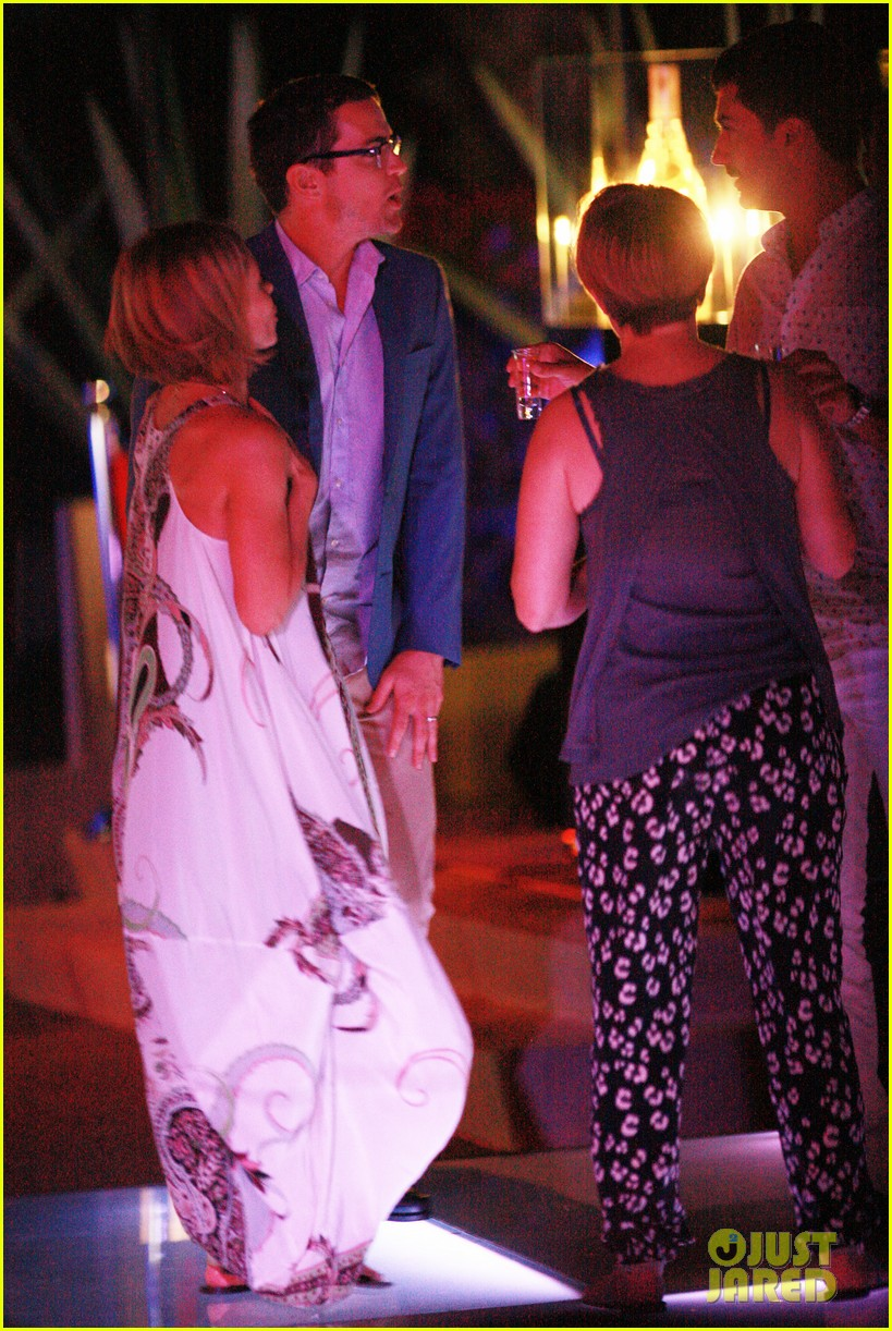 matt bomer cuddles simon halls at birthday celebration in cabo 233036389