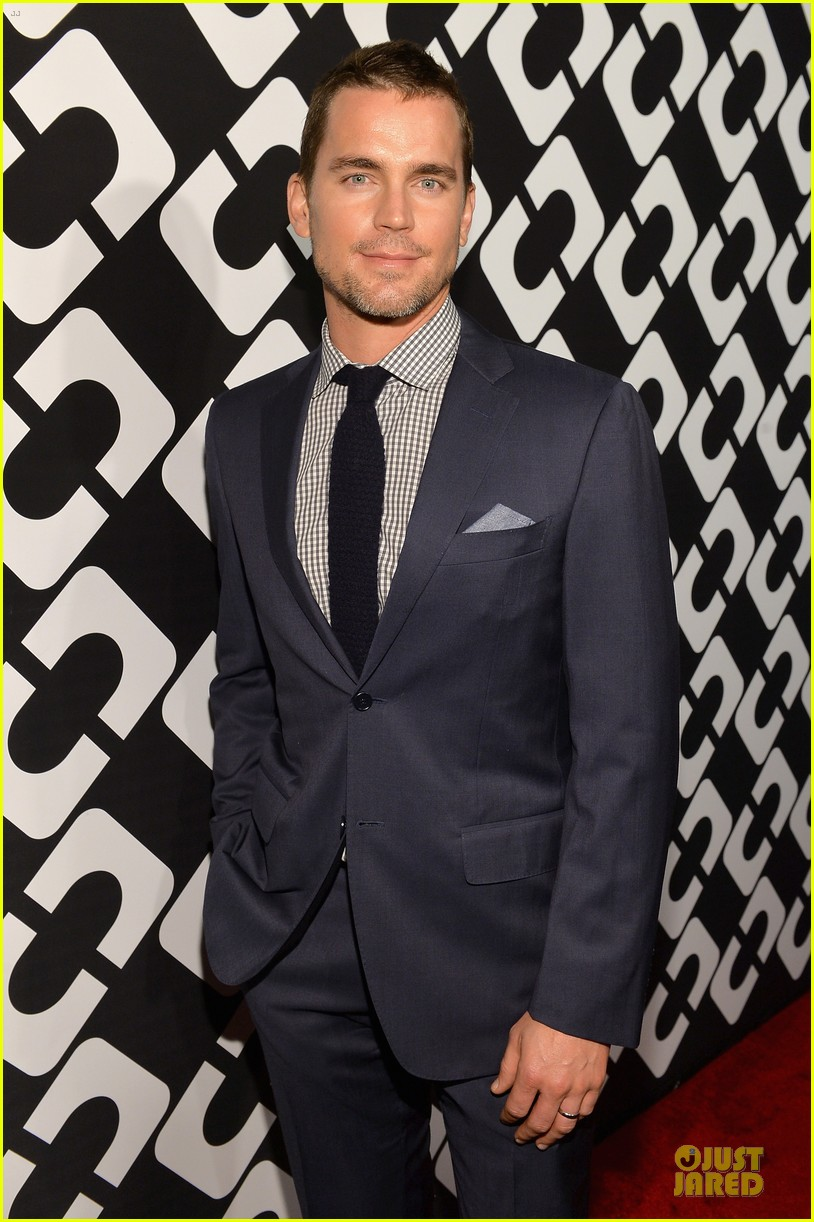 matt bomer jesse metcalfe journey of dress exhibition opening 093027752