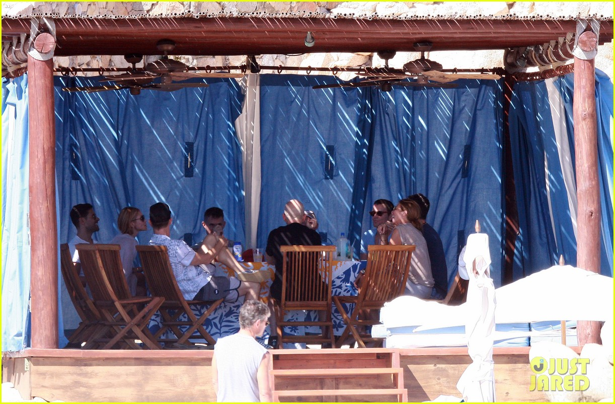 matt bomer shirtless sexy cabo vacation with simon halls 293035190