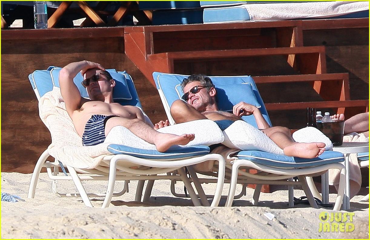 matt bomer shirtless sexy cabo vacation with simon halls 393035200
