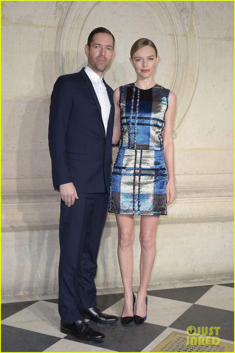 kate bosworth olga kurylenko christian dior paris fashion show 013036325