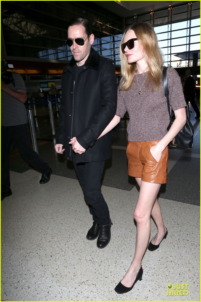 kate bosworth michael polish hold hands for france getaway 10