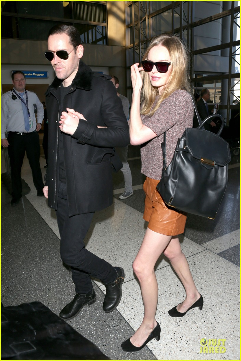 kate bosworth michael polish hold hands for france getaway 113033962