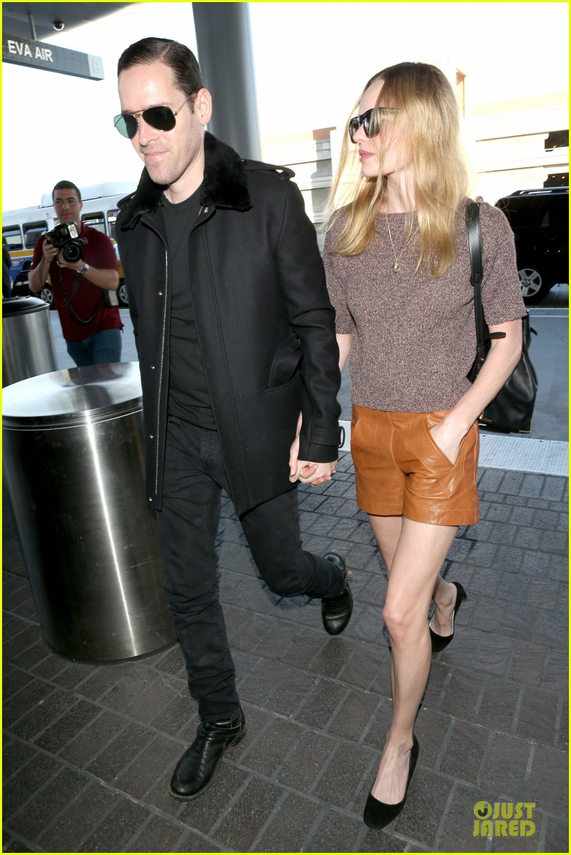 kate bosworth michael polish hold hands for france getaway 223033973