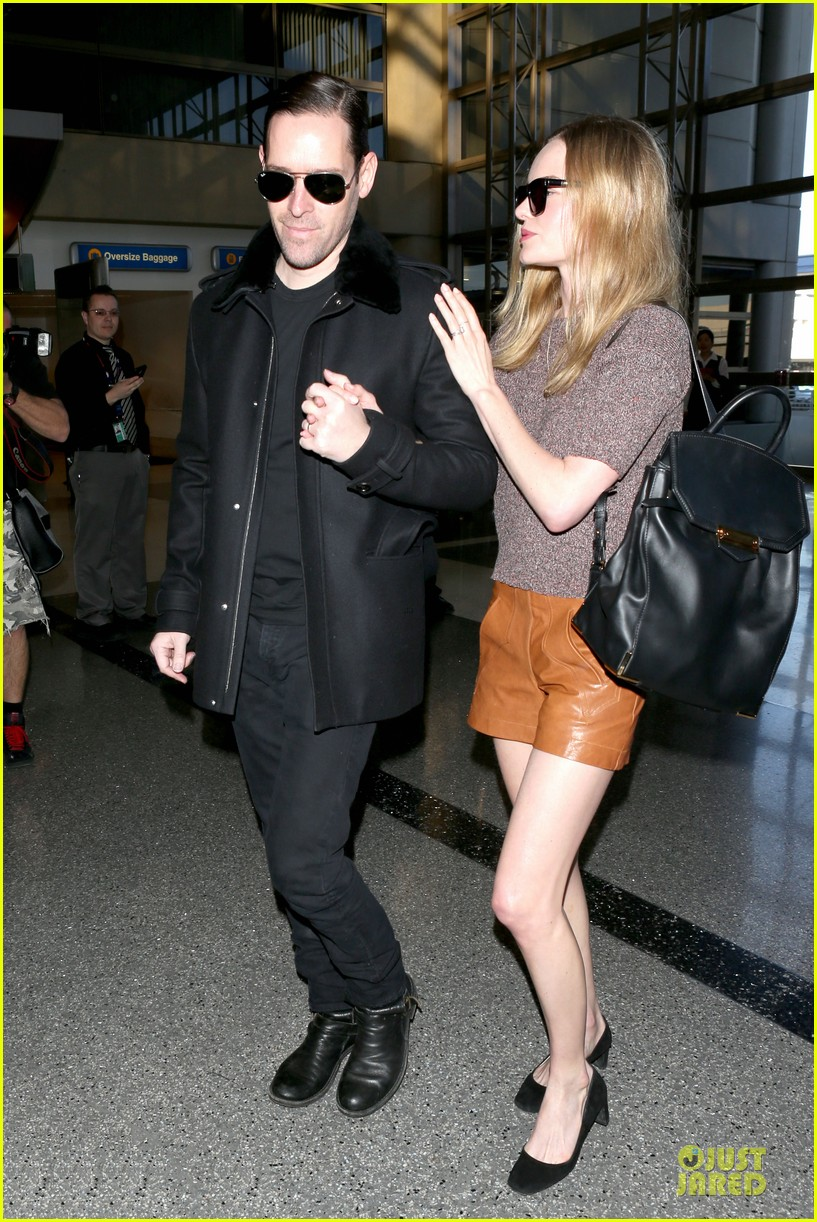kate bosworth michael polish hold hands for france getaway 233033974
