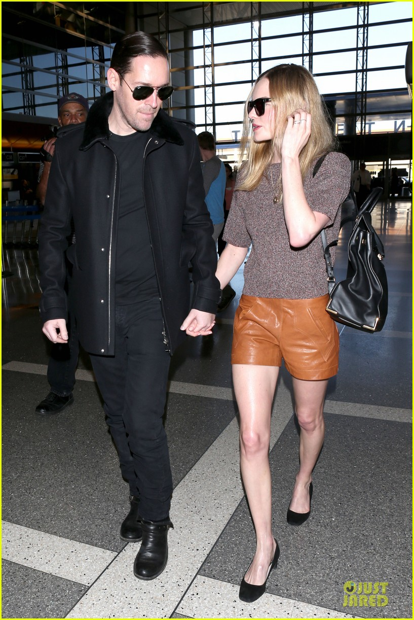 kate bosworth michael polish hold hands for france getaway 24