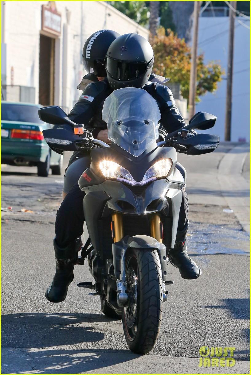 bradley cooper birthday motorcycle ride suki waterhouse 013023161