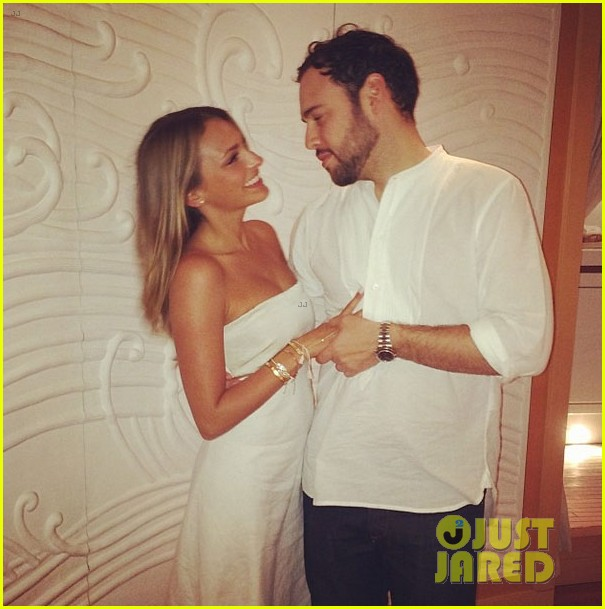 scooter braun engaged to yael cohen 053024003