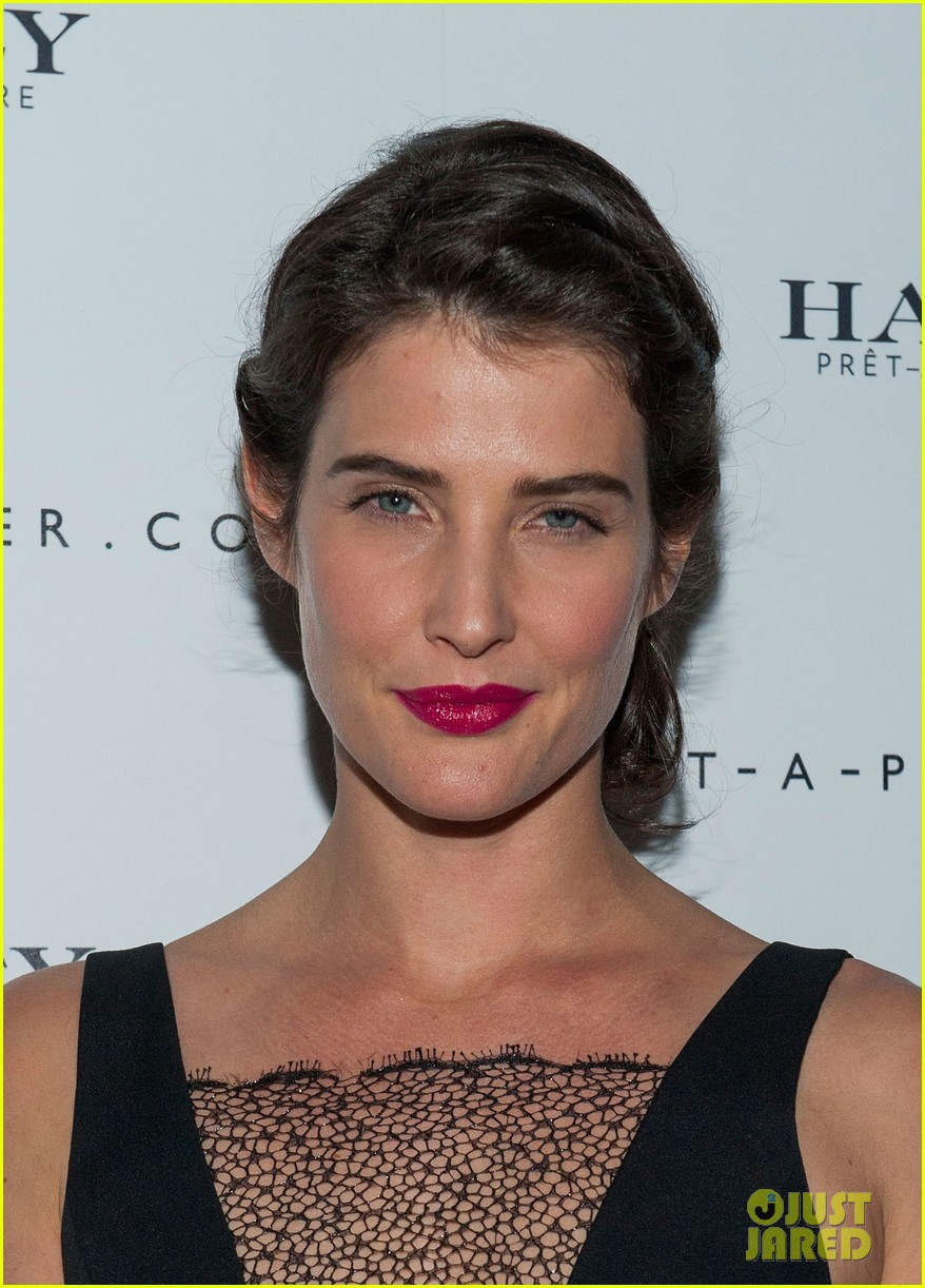jordana brewster colbie smulders haney pret a couture launch 023044871