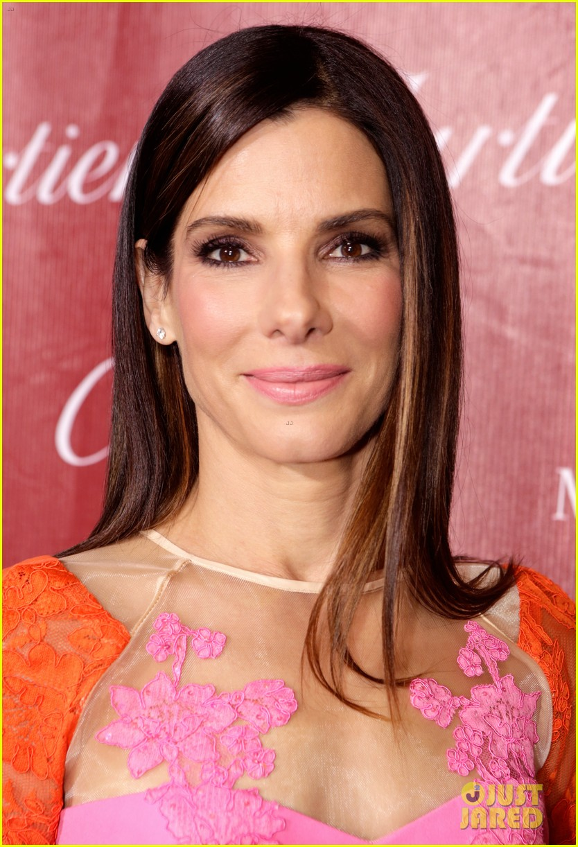 sandra bullock palm springs film festival awards gala 2014 02