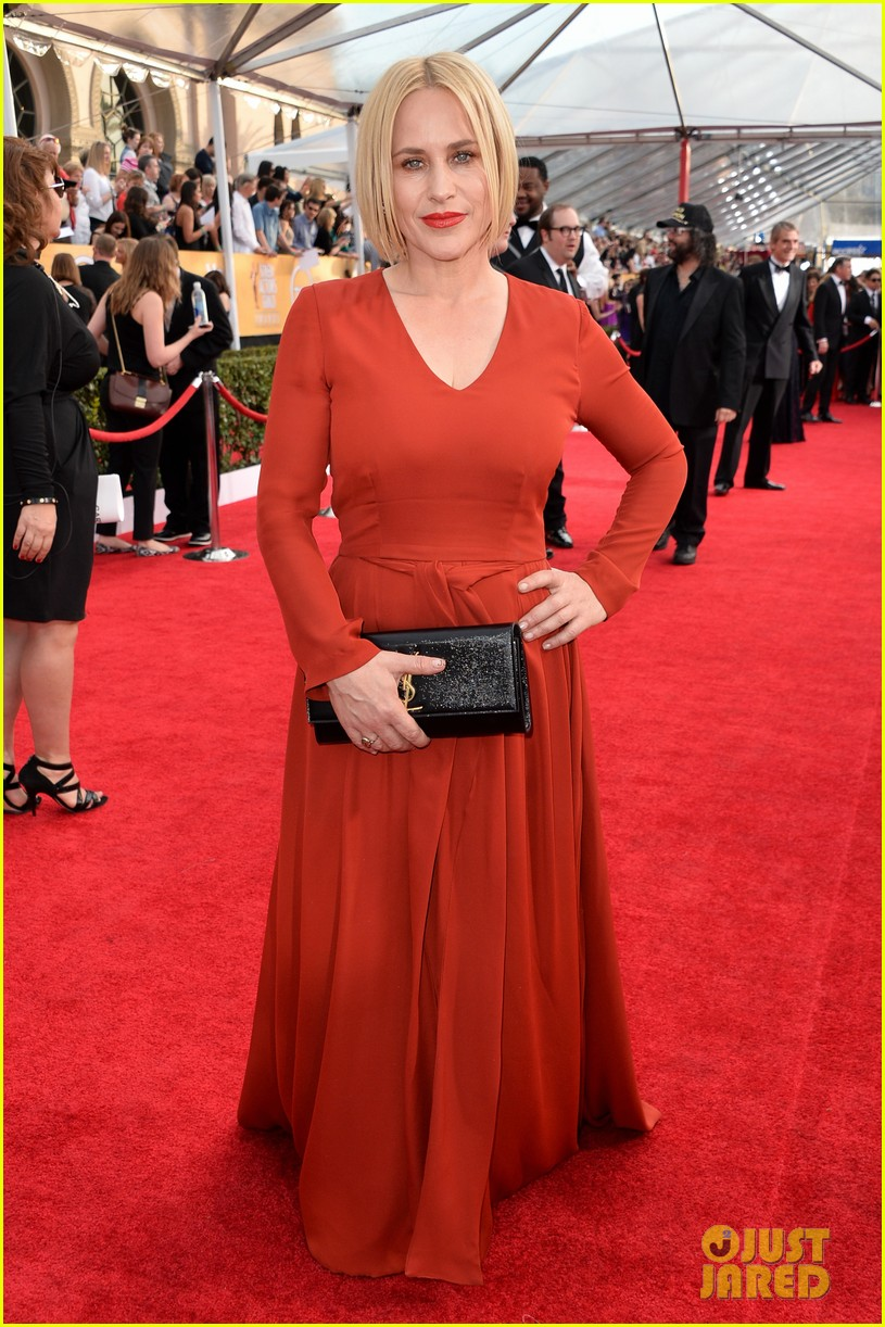steve buscemi gretchen mol sag awards 2014 red carpet 033034998
