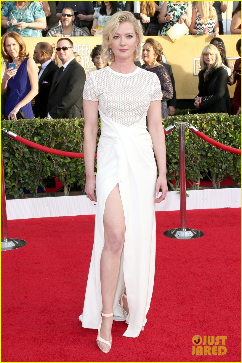 steve buscemi gretchen mol sag awards 2014 red carpet 11