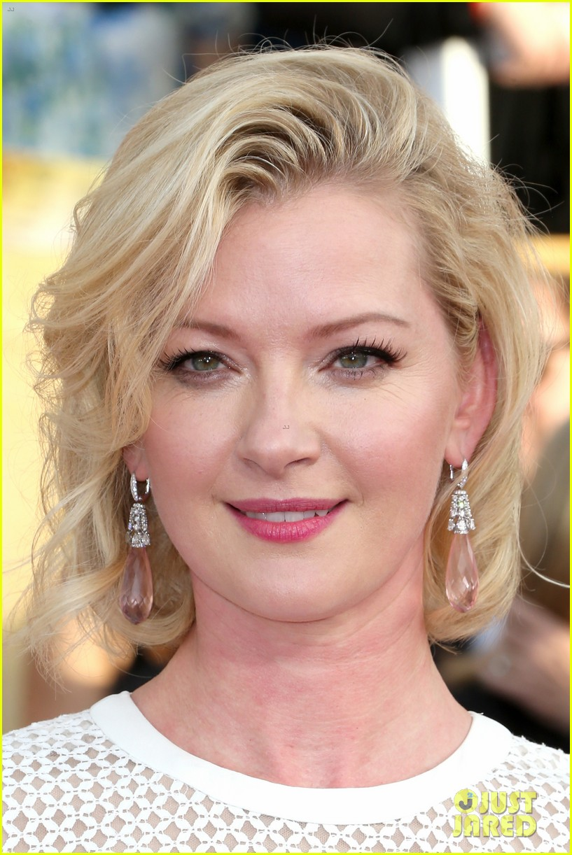 steve buscemi gretchen mol sag awards 2014 red carpet 123035007