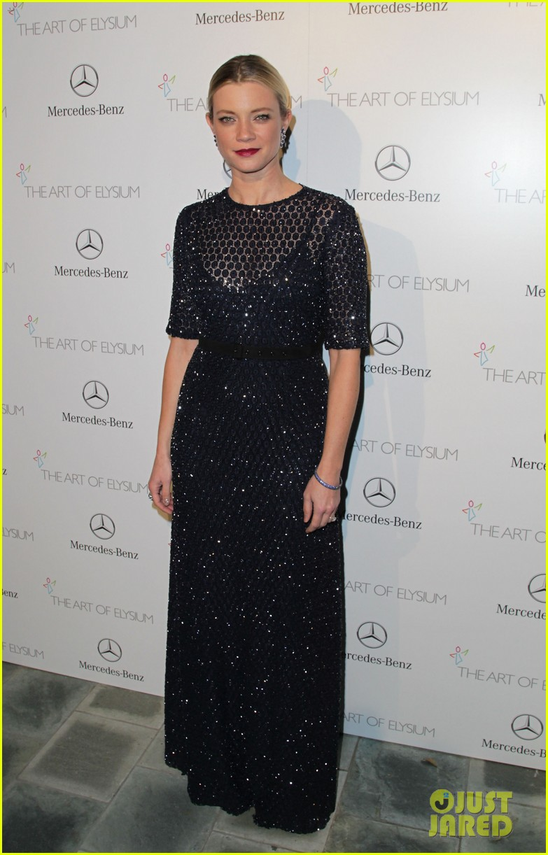busy phillips jennifer morrison art of elysium heaven gala 273028628