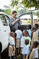 gerard butler visits liberia with marys meals all the photos 88